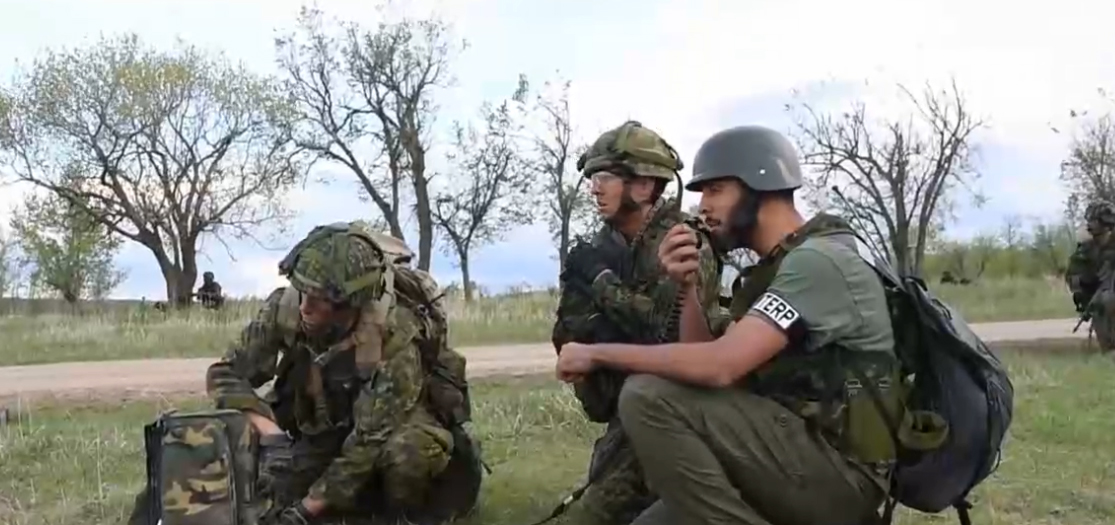 Road to High Readiness - 3rd Canadian Division