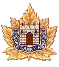 The Fort Garry Horse Badge