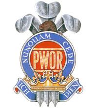 The Princess of Wales' Own Regiment crest