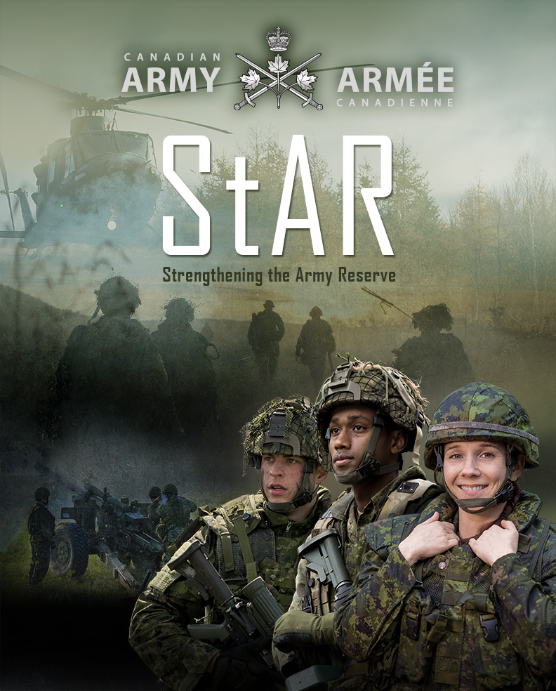 Strengthening the Army Reserve