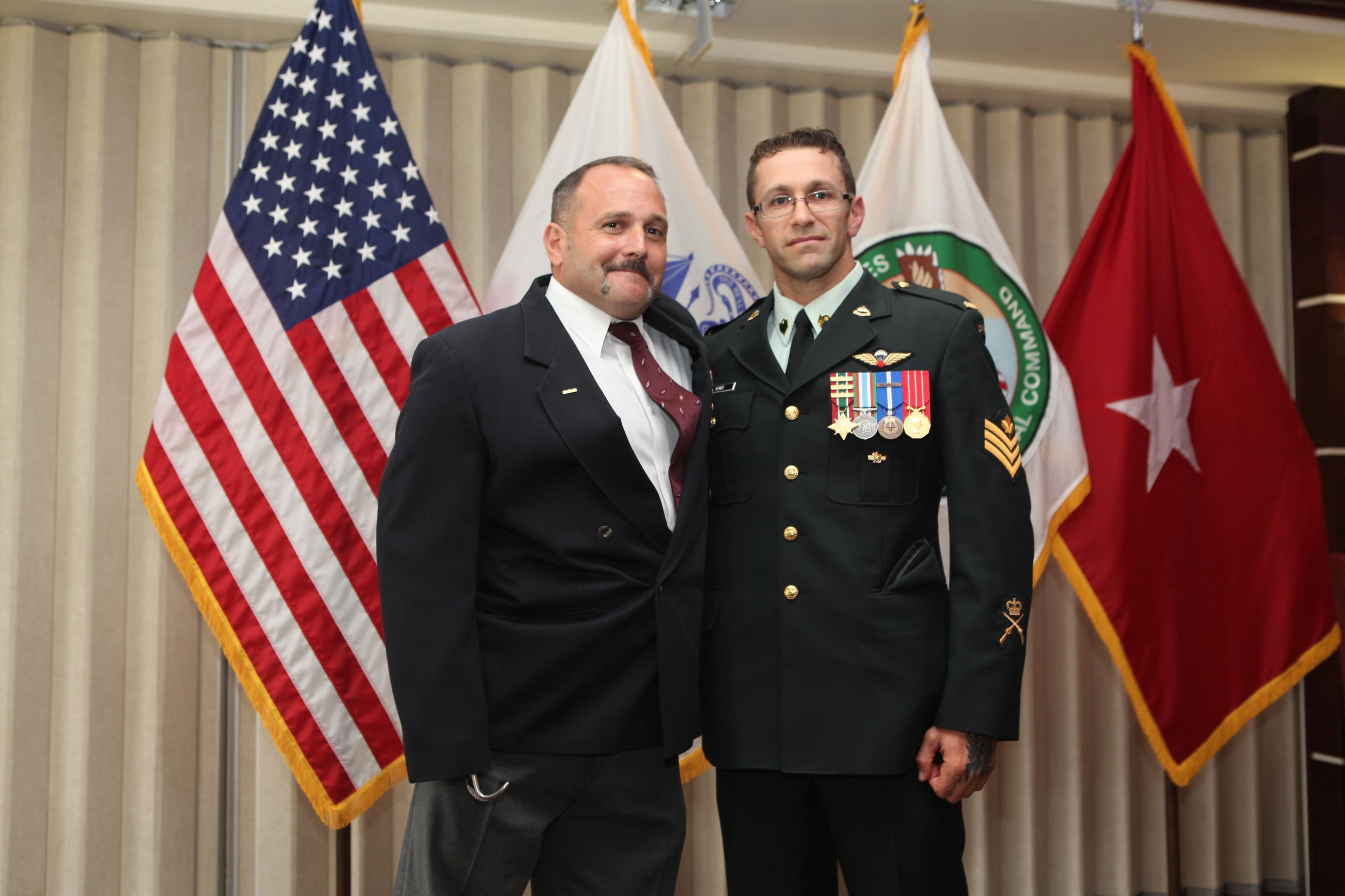 army news national canadian army article saviour saved
