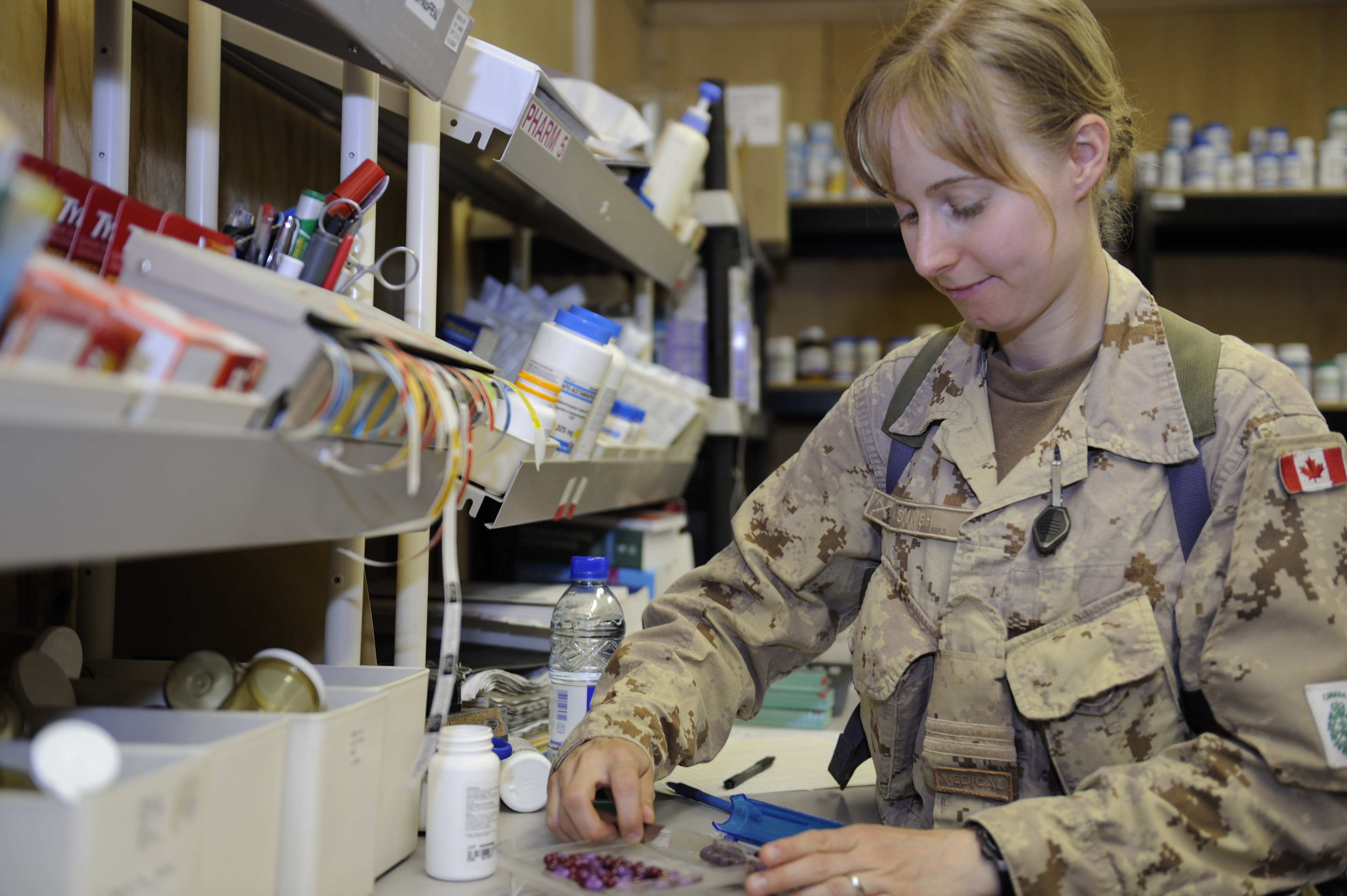 Article | Pharmacy Officers: Dispensing more than over-the