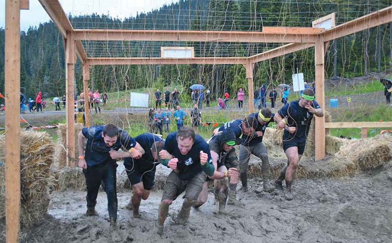 l'obstacle portant le nom d'Electroshock Therapy