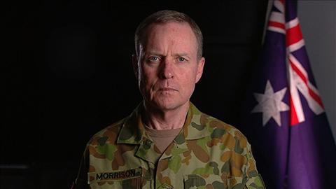 Lieutenant-General (Retired) David Morrison