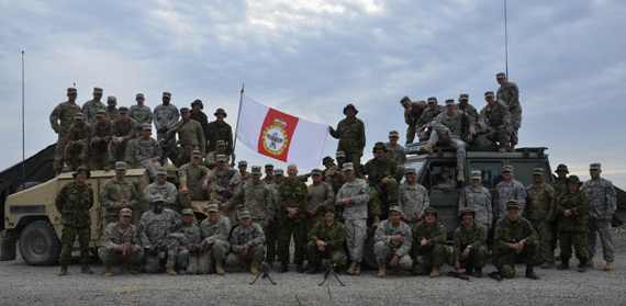 Canadian and American Military Police Participation in Ex STRIDENT TRACER 16
