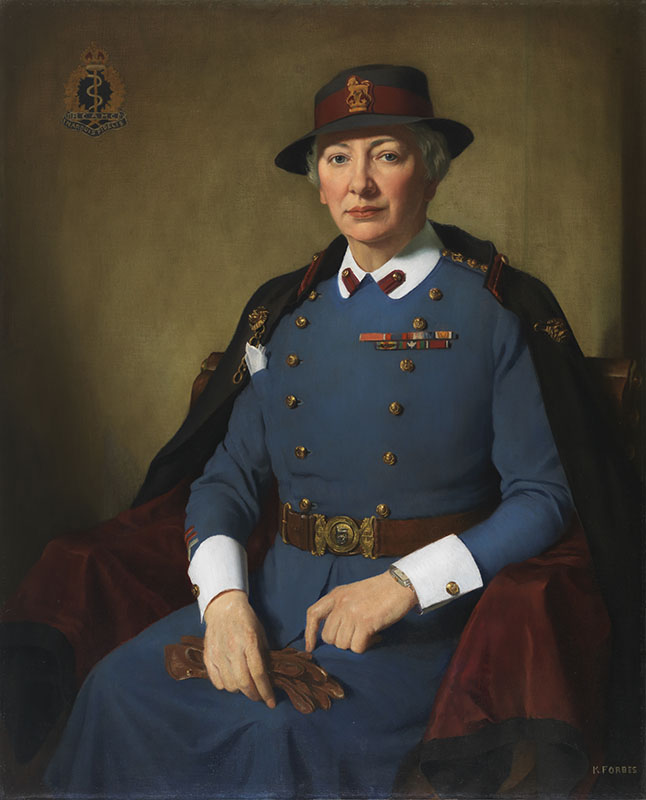 Colonel Elizabeth Lawrie Smellie