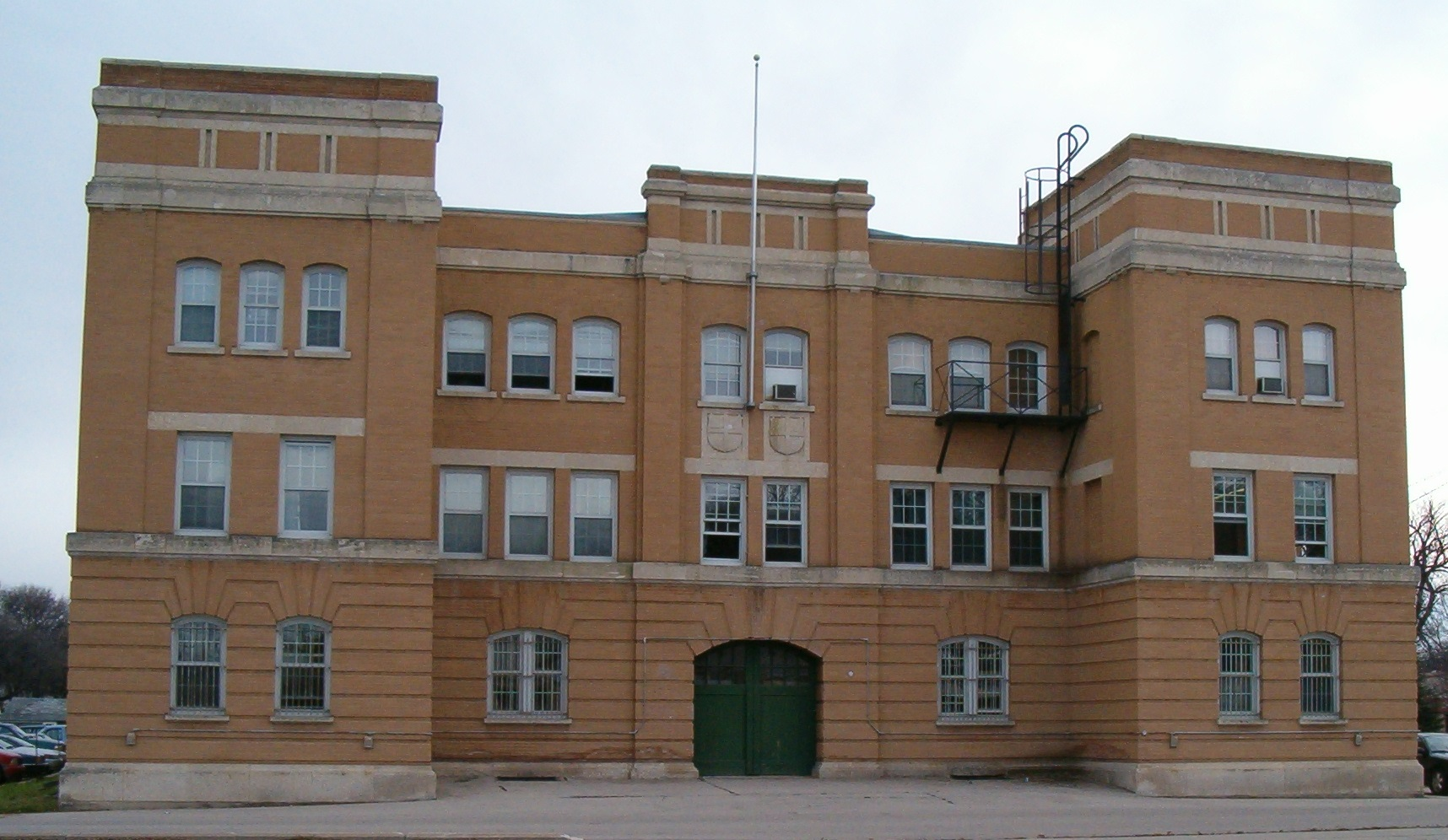 McGregor Armoury has been part of Winnipeg's North End Community for over a century and has been home to various community uses, such as sports leagues, as well as Army Reserve units.