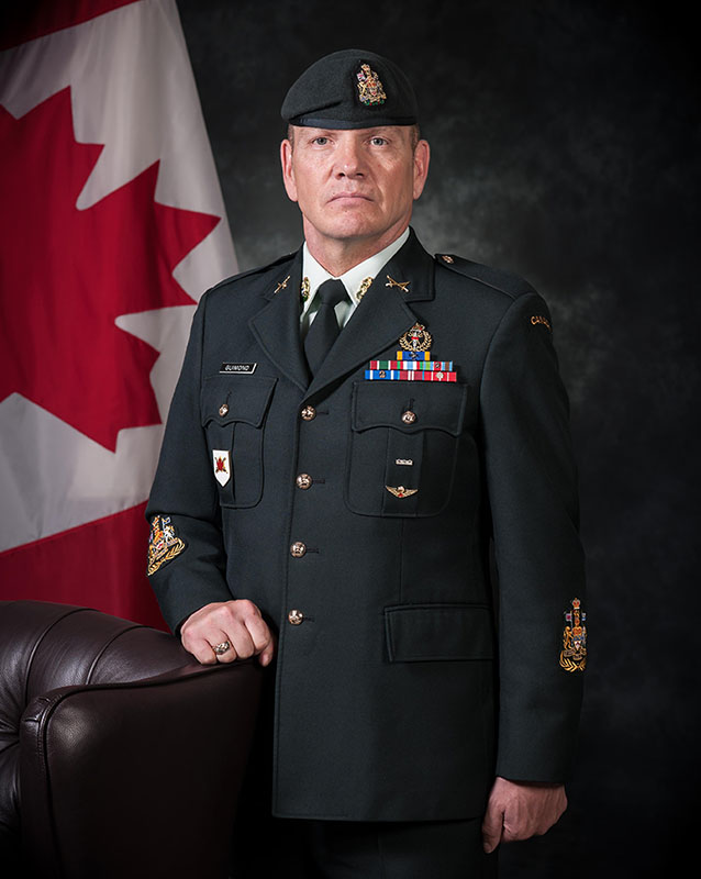 Article | Army Sergeant Major named Canadian Forces Chief Warrant