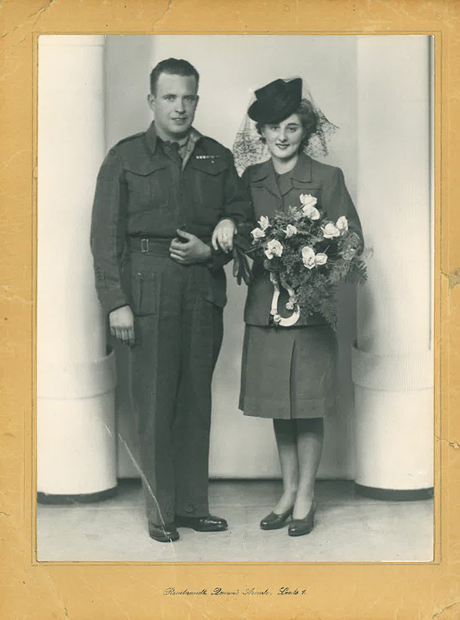 Regret, but with the war bride story not