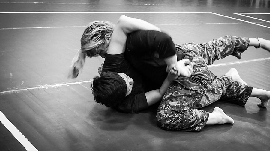 The Military Combatives Grappling Championship