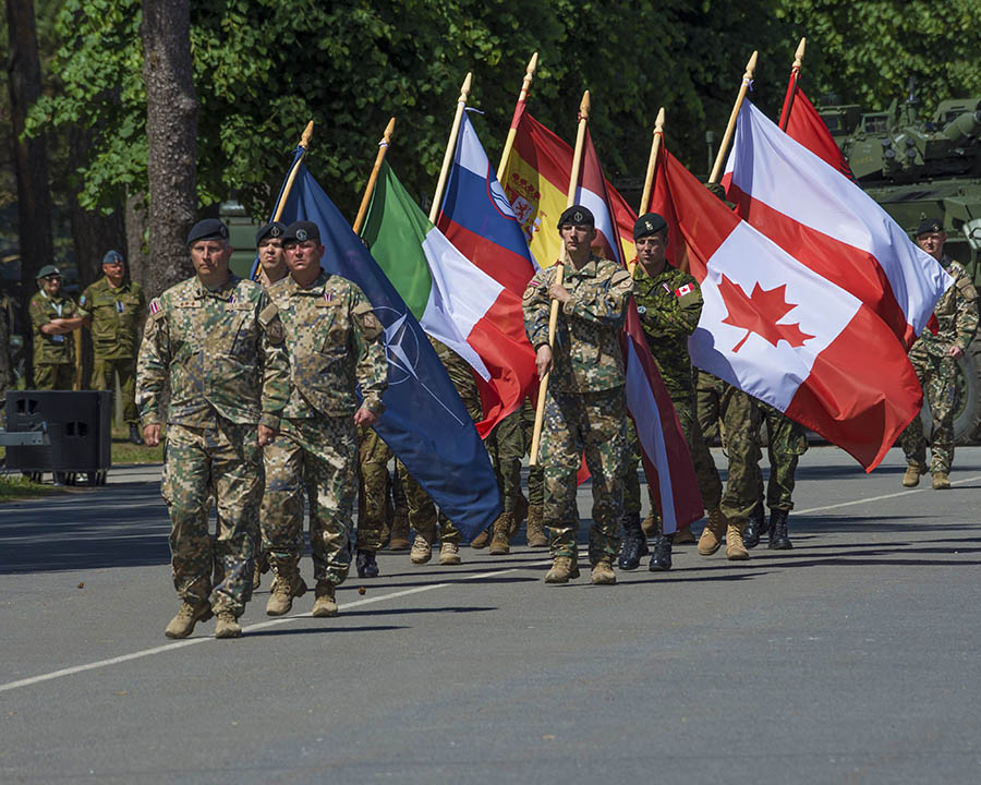 Article | Latvia, Canada will stand 'shoulder to shoulder' at Army Run