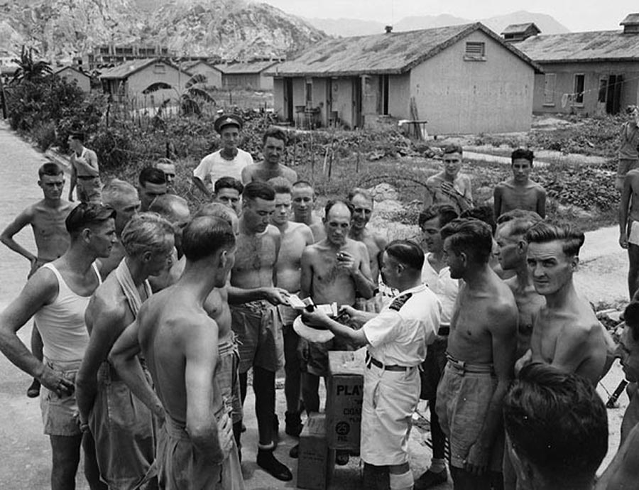 a paper on prisoners of war during wwii The paper also noted that no land acquisitions had at camp crowder for several weeks during world war ii 2,000 prisoners of war during wwii.