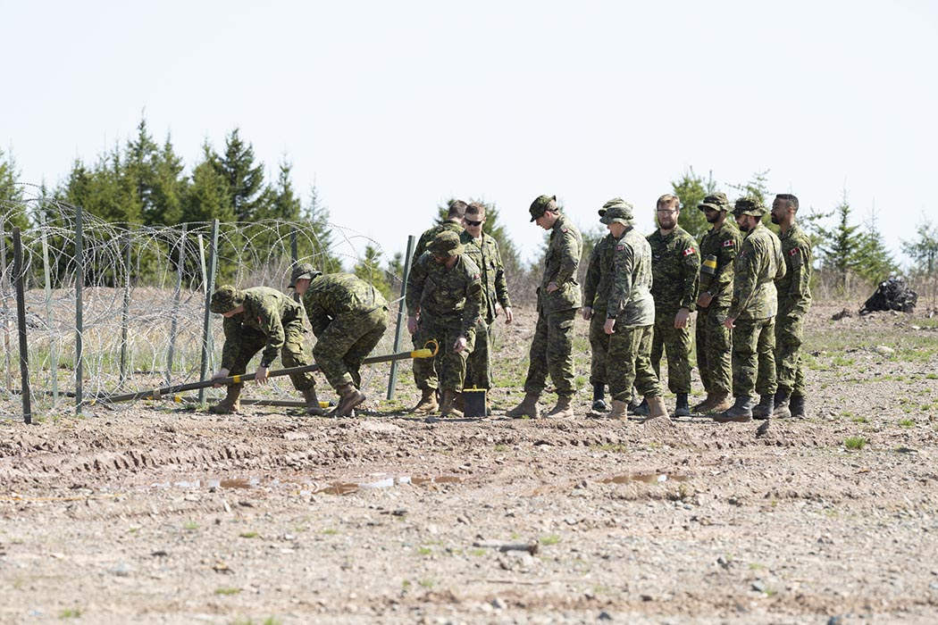 Article | Assault Pioneers returning to the Canadian Army