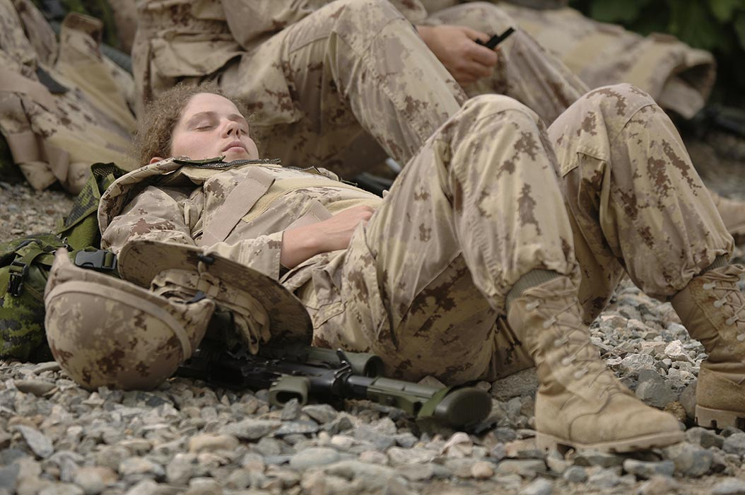 Article | CADPAT combat camouflage replacement options under