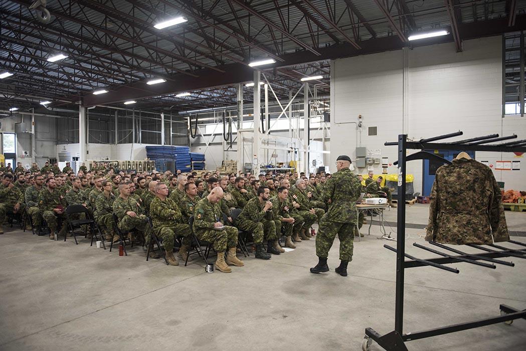 The Algonquin Regiment | Reserve Unit