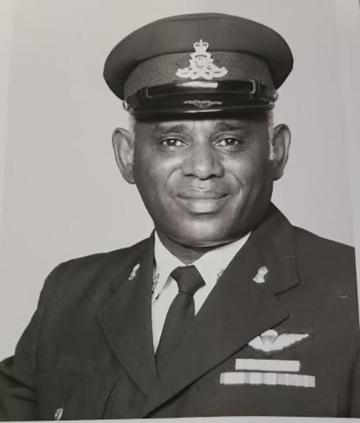 Chief Warrant Officer/Master Gunner (Retired) Errol Eric Jr. Patrick