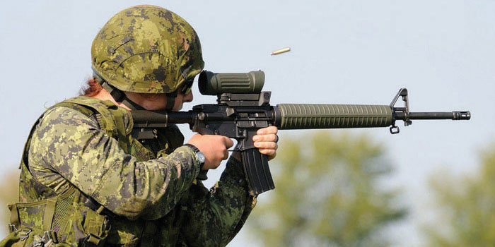 C7 Canadian Military