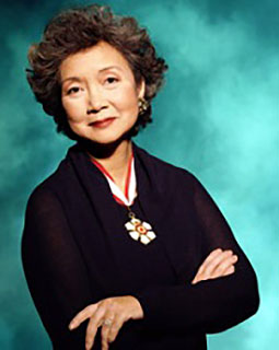 La très honorable Adrienne Clarkson
