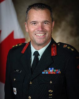 Commander - Colonel P. Huet