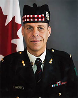 Sergeant Major, The Royal Highland Fusiliers of Canada