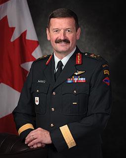 Chief of Staff Army Reserve Brigadier-General R R E
