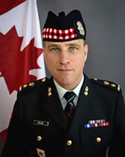 Commander, The Royal Highland Fusiliers of Canada