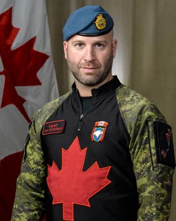 Capitaine Luc Robichaud