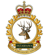 CFB Petawawa Badge