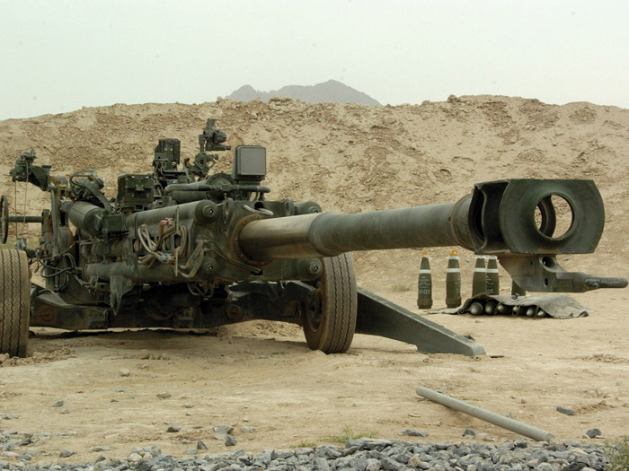 M777 Lightweight 155-mm Towed Howitzer Details